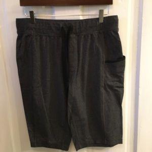 Lululemon men's drawstring shorts